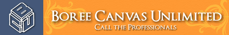 Boree Canvas Unlimited - your north Florida awning company.